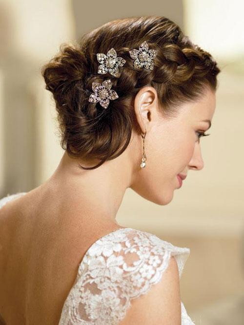 Penteados Para Noivas De Cabelo Curto Shine Bride
